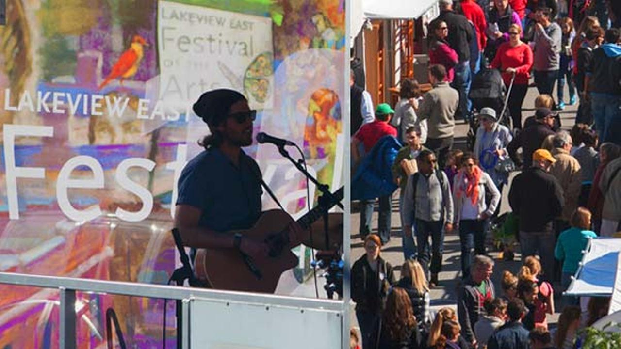 11th Annual Lakeview East Festival of the Arts