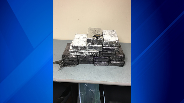 Approximately 16 kilos of cocaine were seized by the DEA and Kane County Heroin Initiative.