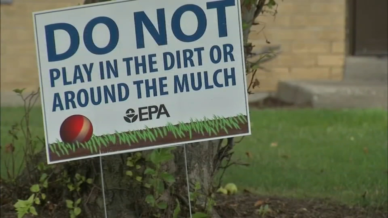 The federal government shutdown is affecting the cleanup of a contaminated site in northwest Indiana.