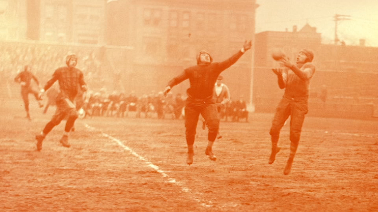 Take a look back on nearly 100 years of Chicago Bears history!