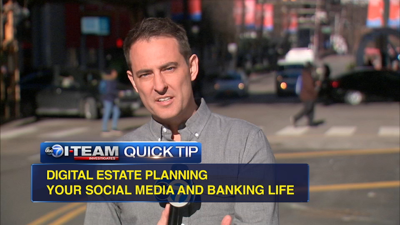 Quick Tip: Digital estate planning