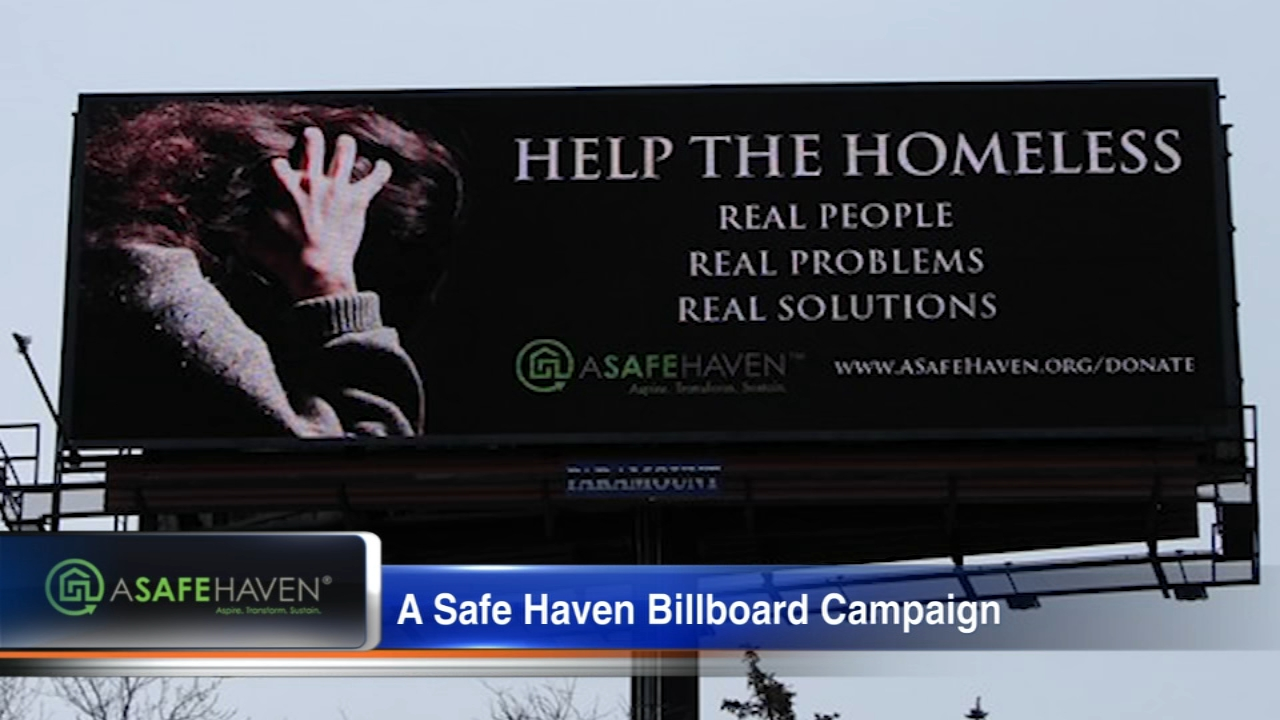 A Safe Haven Foundation helps people aspire, transform and sustain their lives as they transition from homelessness to self-sufficiency with pride and purpose.