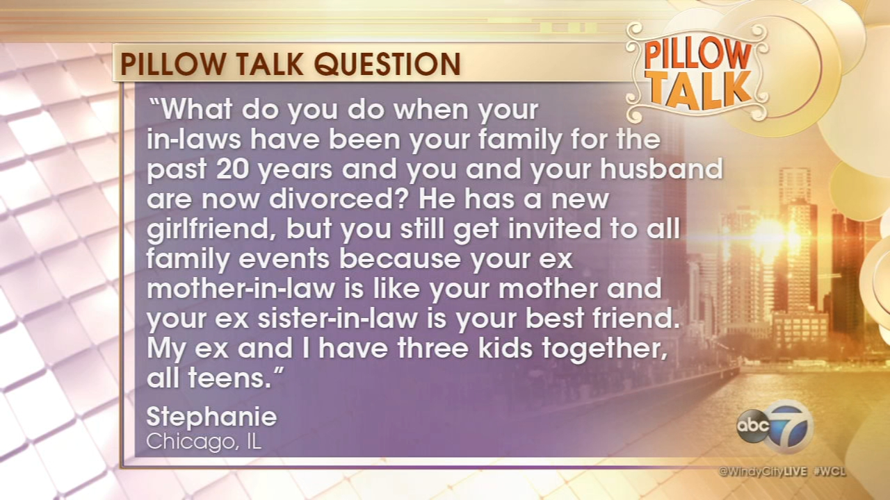 Pillow Talk: The in-laws dilemma