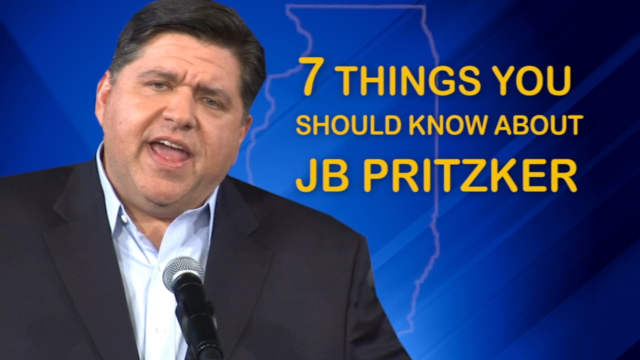 Heres what you should know about JB Pritzker before he is sworn in as the 43rd governor of Illinois on Monday, January 14.