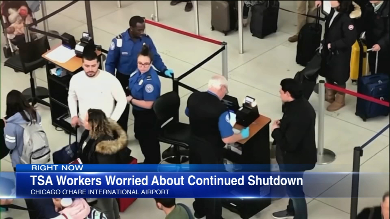 As the government shutdown enters its 18th day, theres growing concern that it could be putting our nations airports at risk.