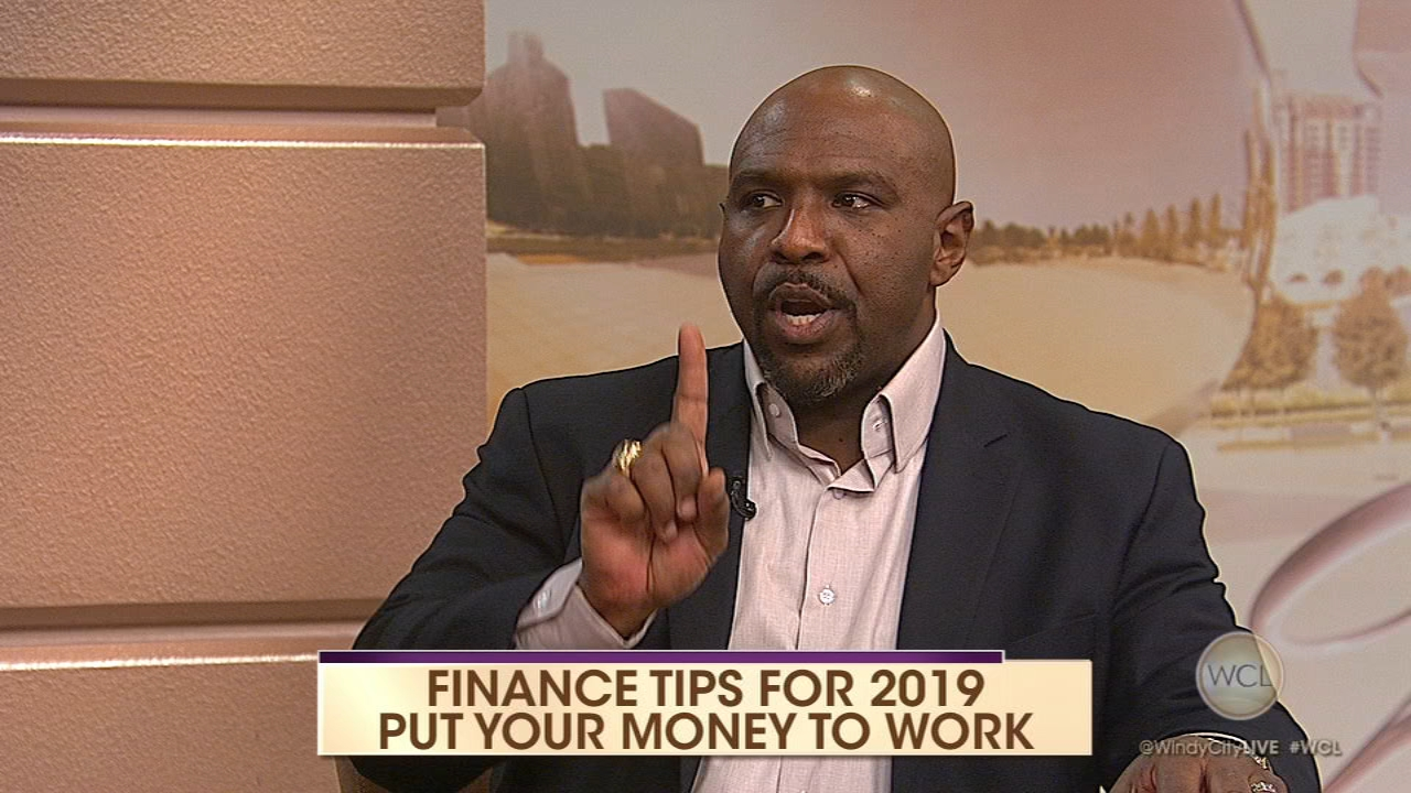 Financial expert Chris Hogan had some tips for getting your finances in order for 2019.