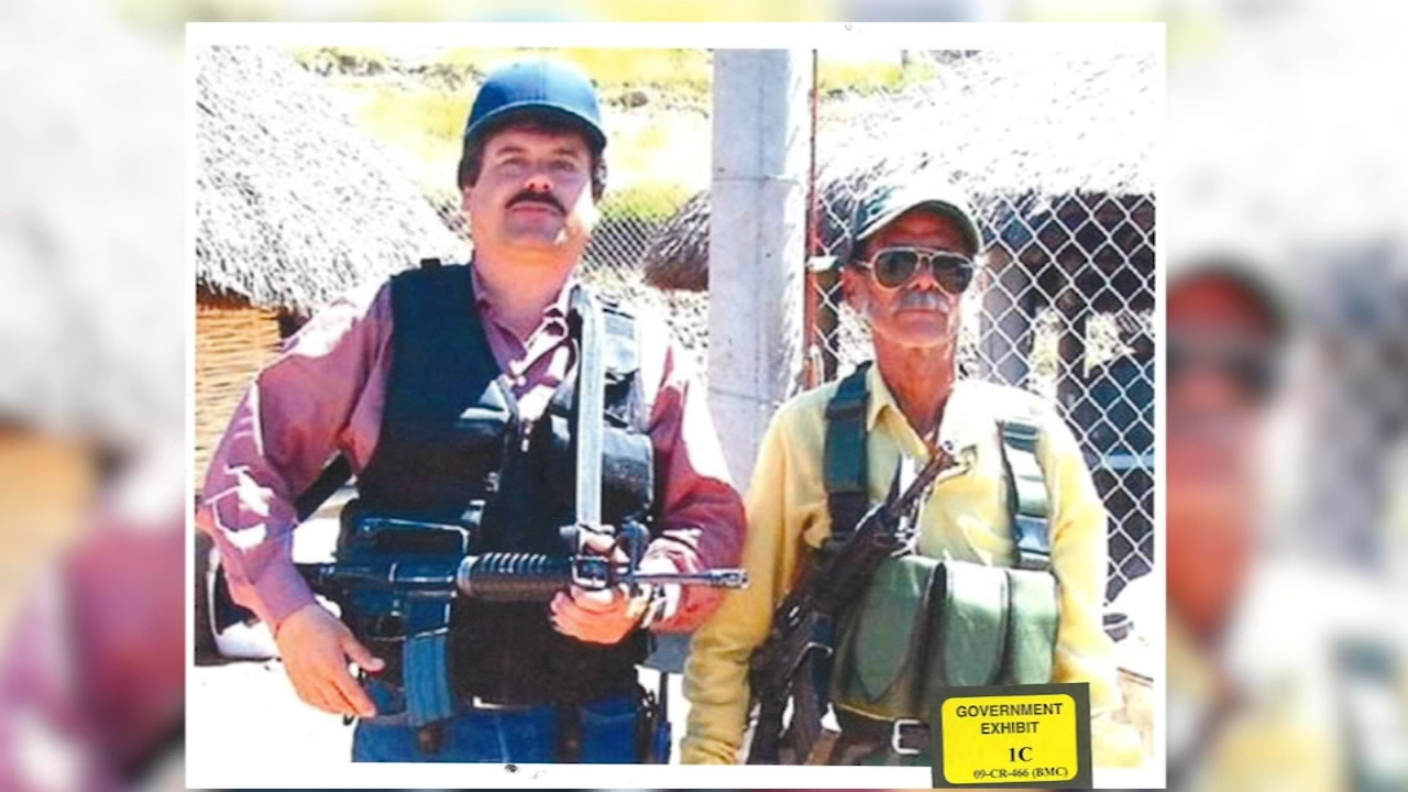 Big guns and girlfriends were El Chapos primary interests according to prosecutors and government witnesses on Thursday during the trial of the billionaire drug lord.
