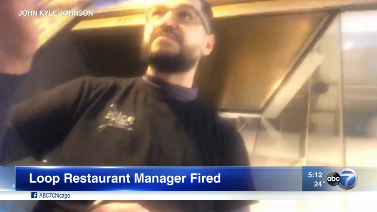 Matthew Fezzey was fired from his manager job at Poke Poke.