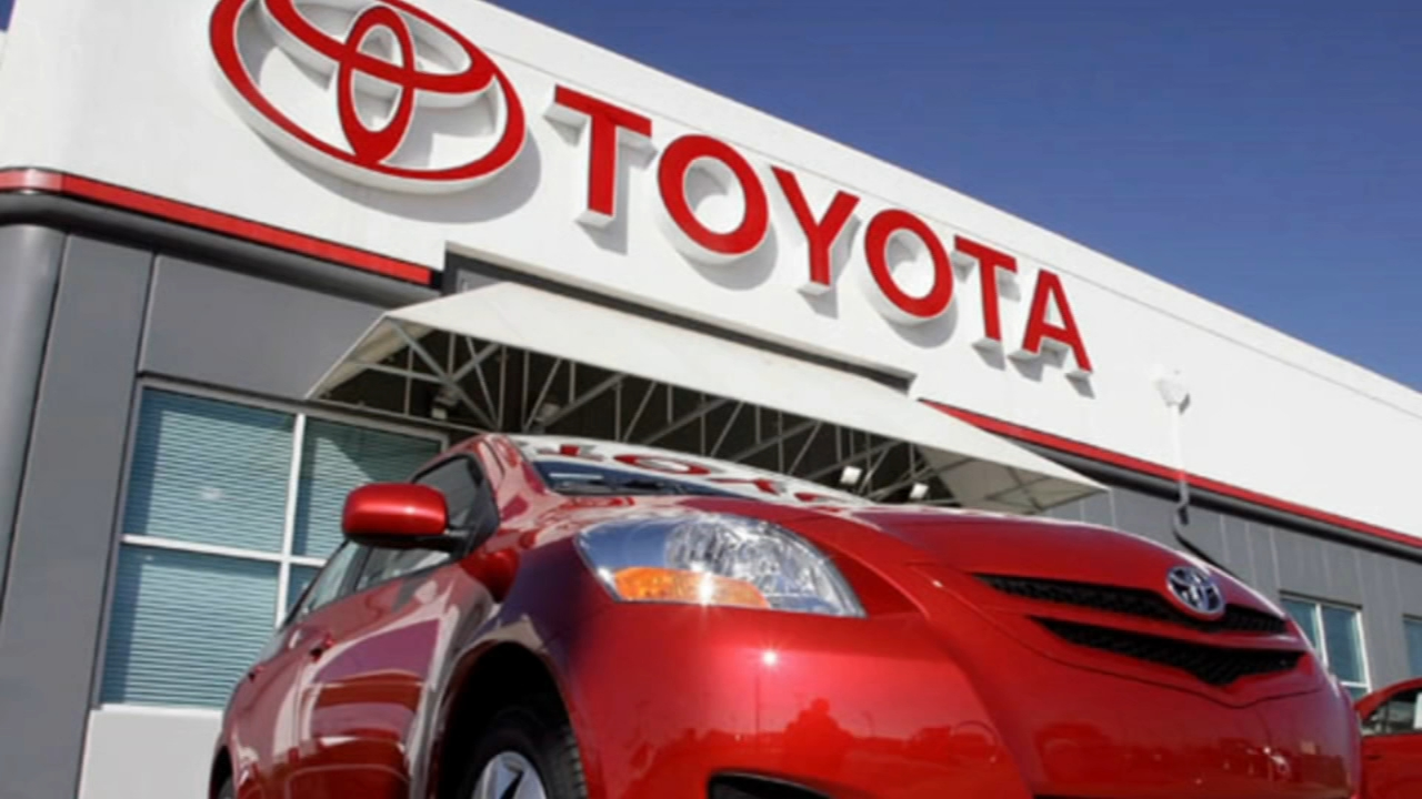 Toyota has announced another recall involving problems with Takata airbags.