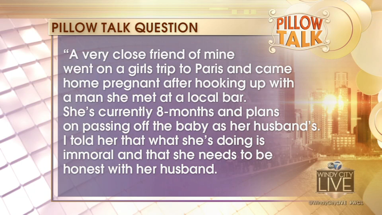 Pillow Talk: A hidden secret