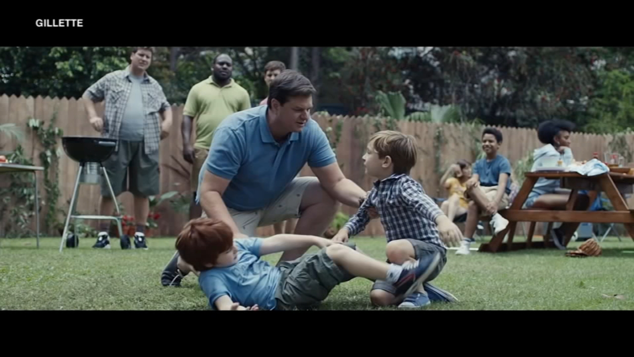 Gillette's new TV commercial has gotten plenty of reaction.