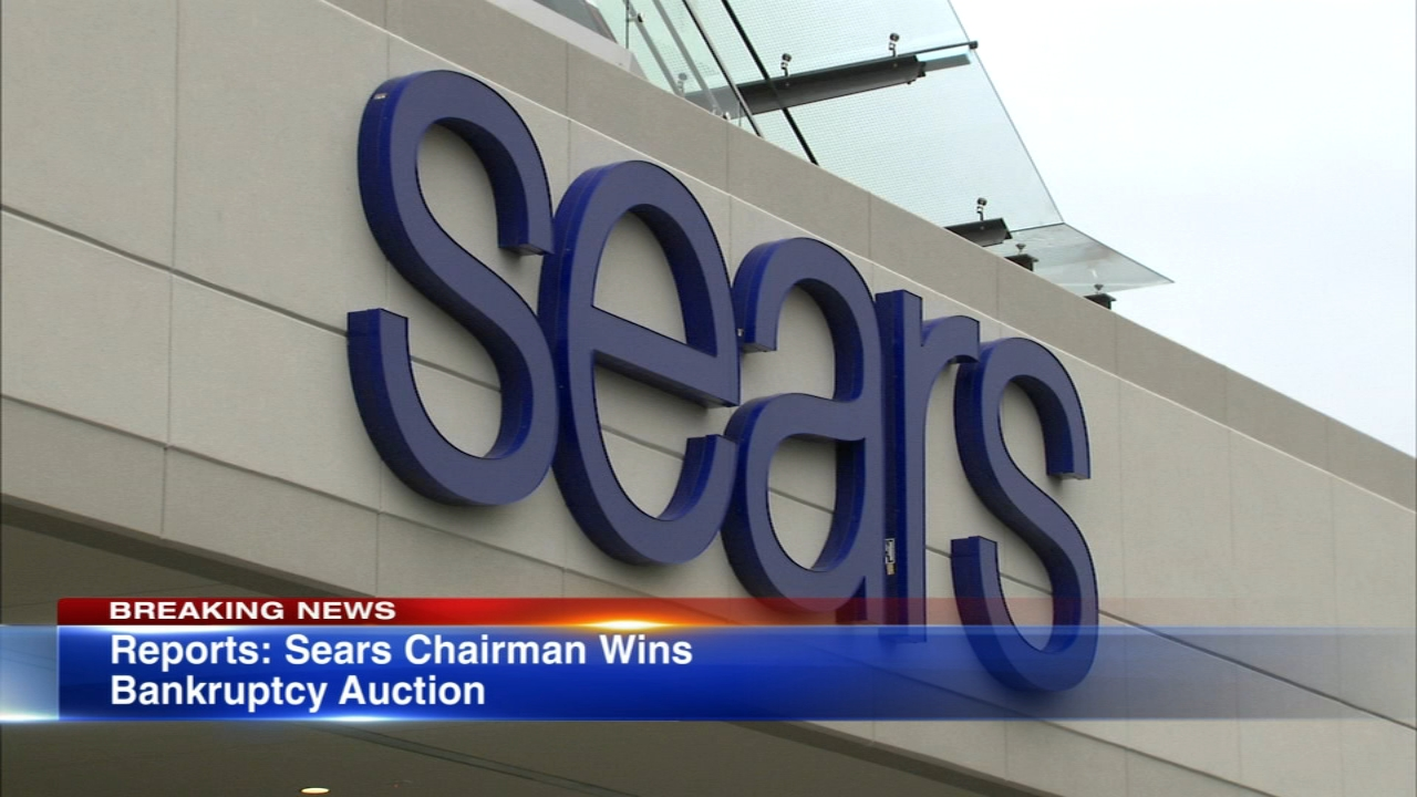 Sears will live on - at least for now.