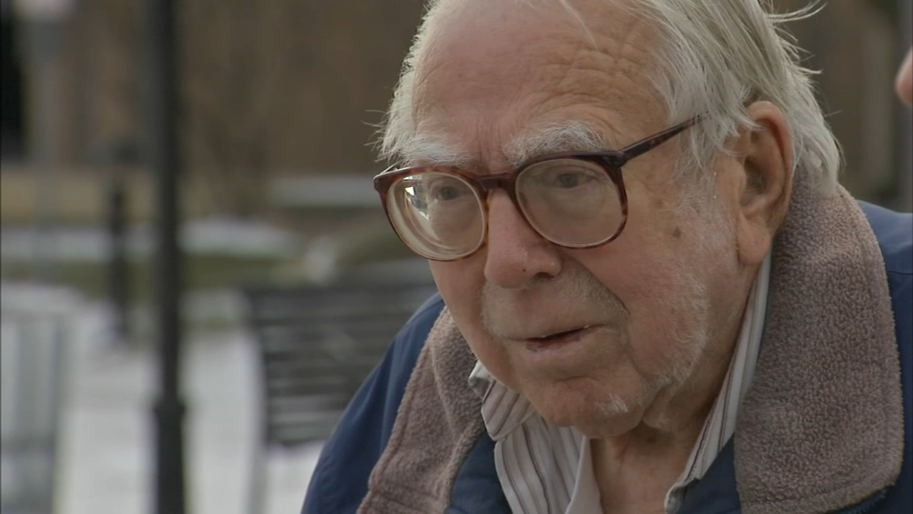 A 92-year-old World War II veteran gets to stay in his Glen Ellyn condo for now, thanks to a judges order.