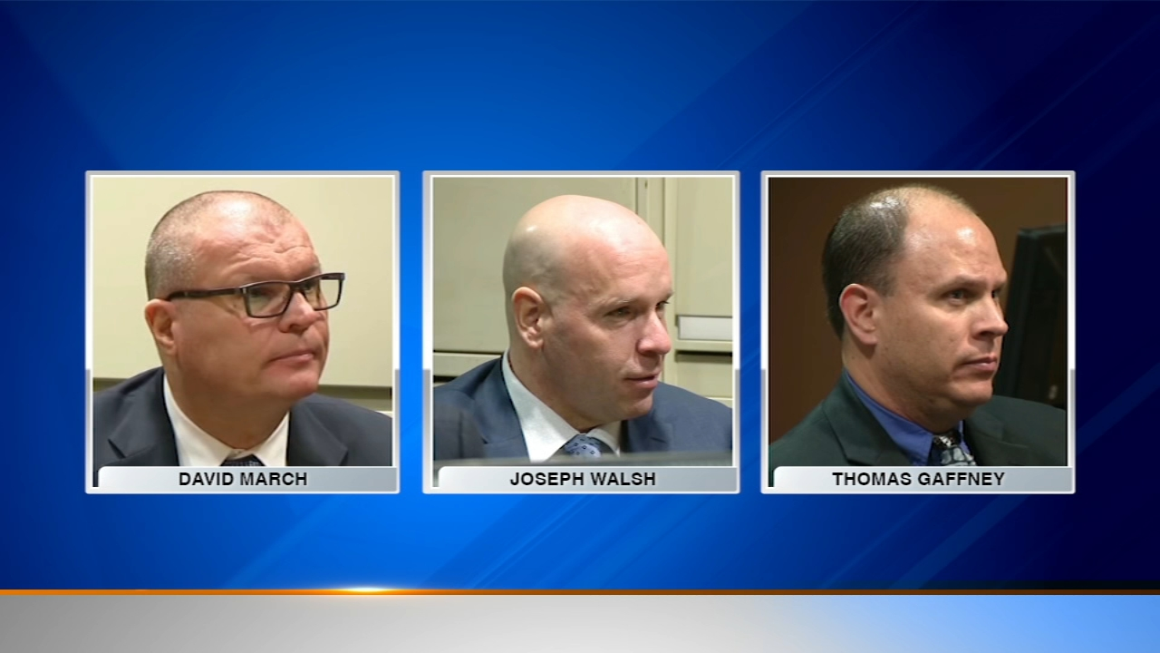 Three Chicago police officers accused of trying to cover up the deadly shooting of Laquan McDonald were acquitted Thursday.