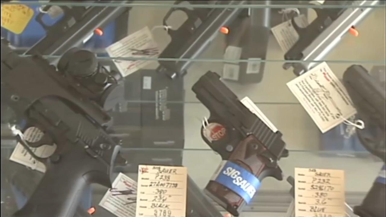 Governor JB Pritzker will signa  new gun control bill into law Thursday morning.