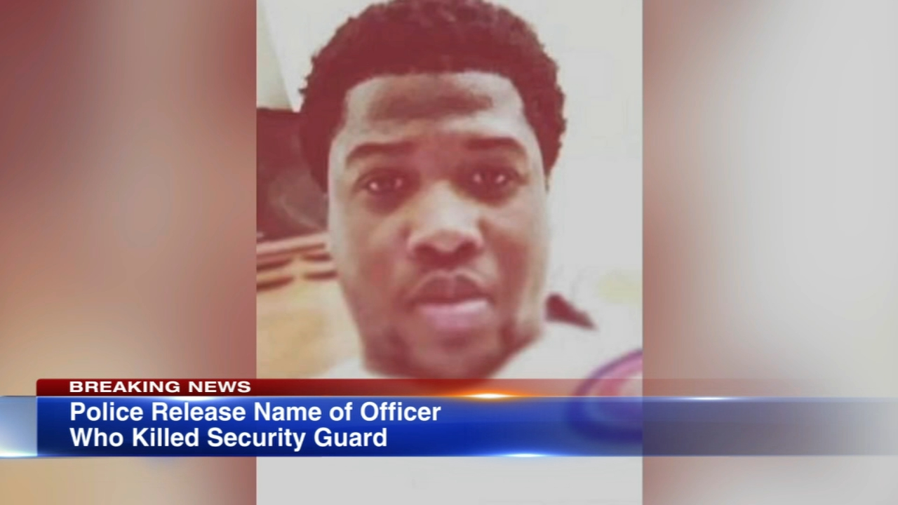 Midlothian police released the name of the officer who fatally shot Jemel Roberson, a 26-year-old security guard at a Robbins bar, in November.
