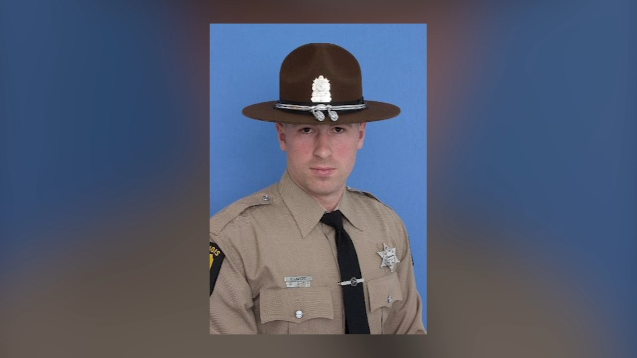 An Illinois state trooper killed while responding to a crash on the Tri-State Tollway last week will be laid to rest Friday morning.