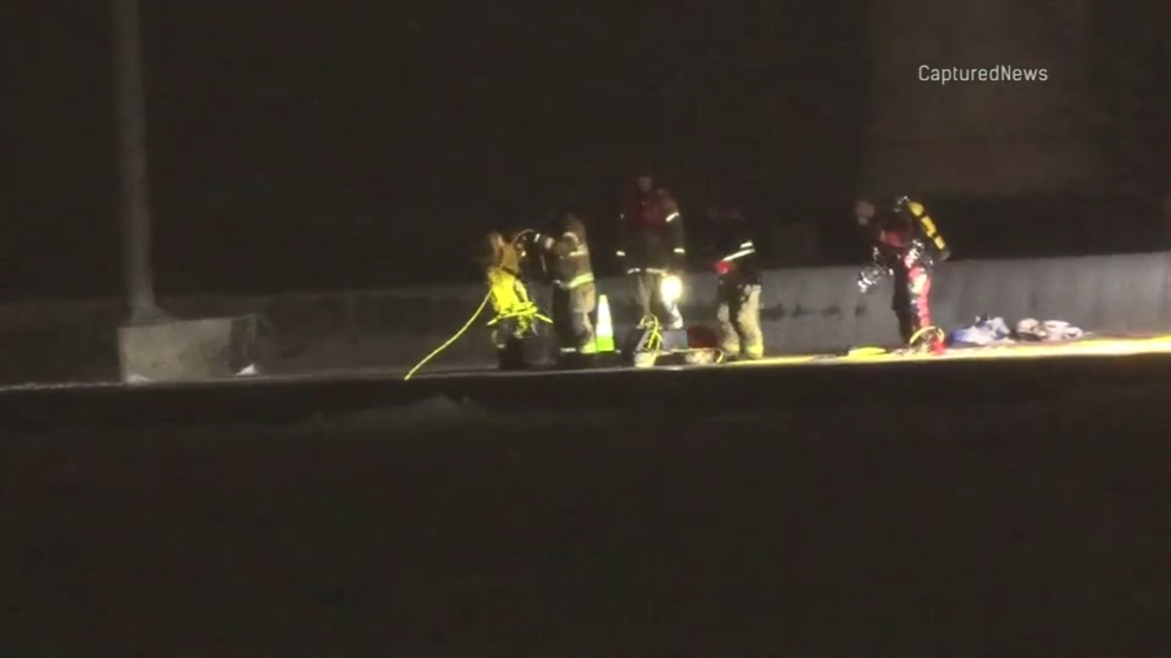 One boy was rescued and another is still missing in Lake Michigan Saturday.