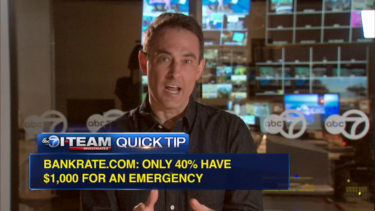 Quick Tip: Do you have enough money to cover a $1,000 emergency?