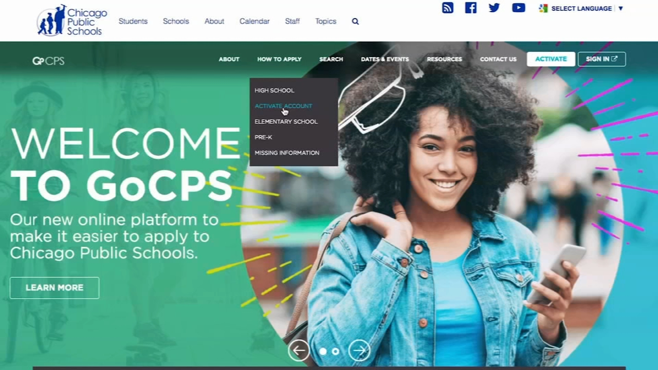 An error with GoCPS allowed some students to apply to schools that they arent eligible for and blocked others from seeing all of their options.