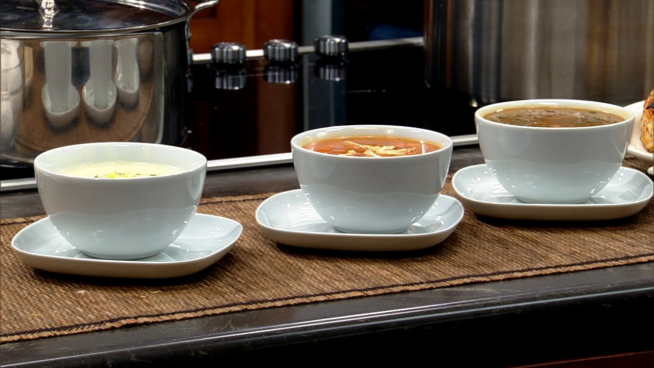 Winter is the perfect time for a warm, hearty meal. Thats why January is National Soup Month.