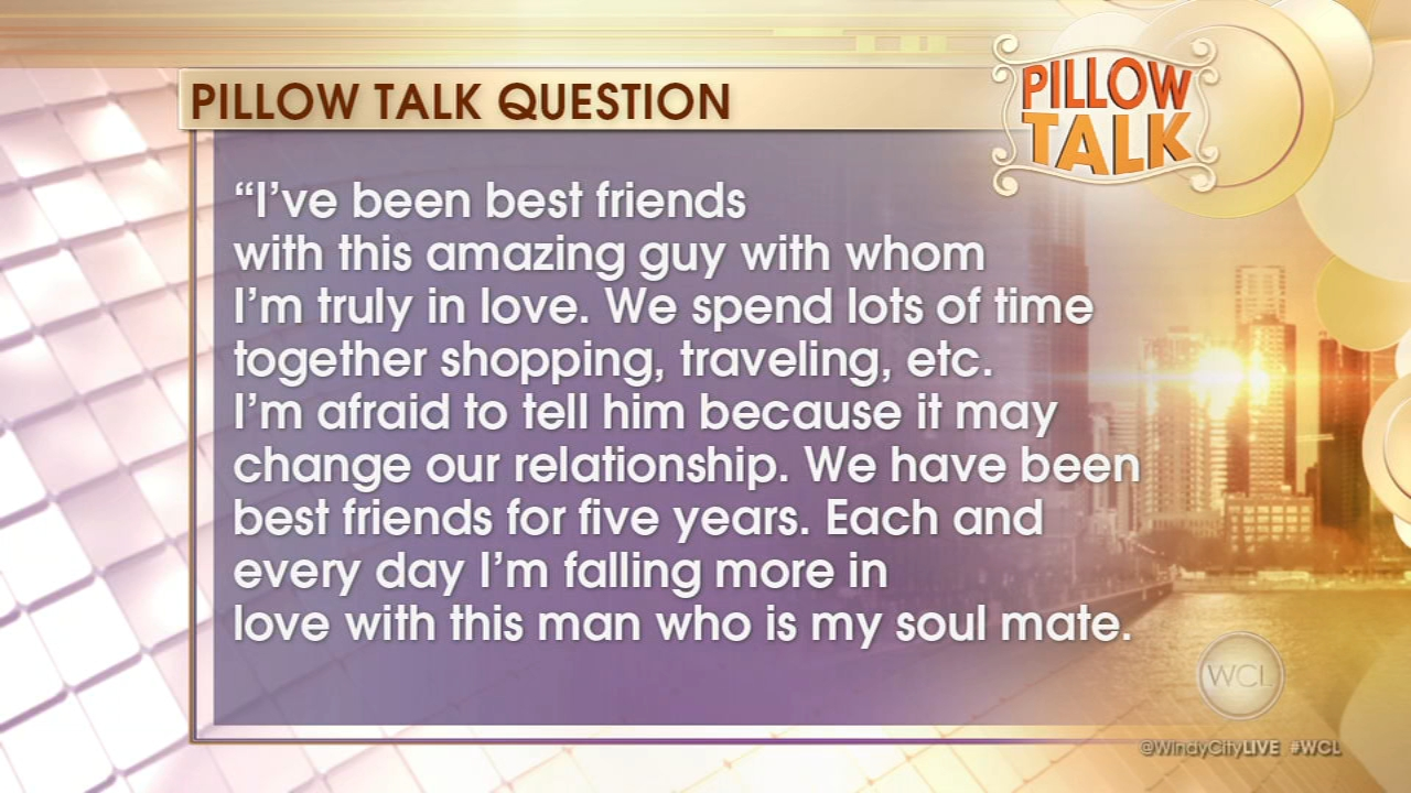 Pillow Talk: The best friend