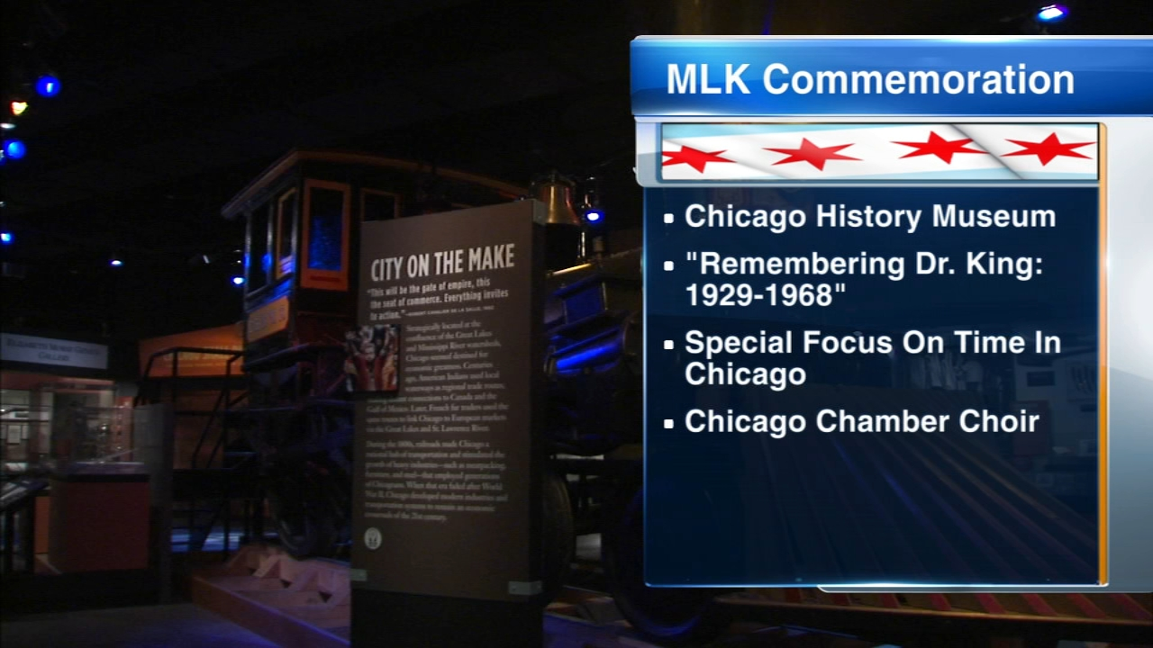 Mayor Rahm Emanuel will be among those celebrating Martin Luther King Jr. Day in Chicago.