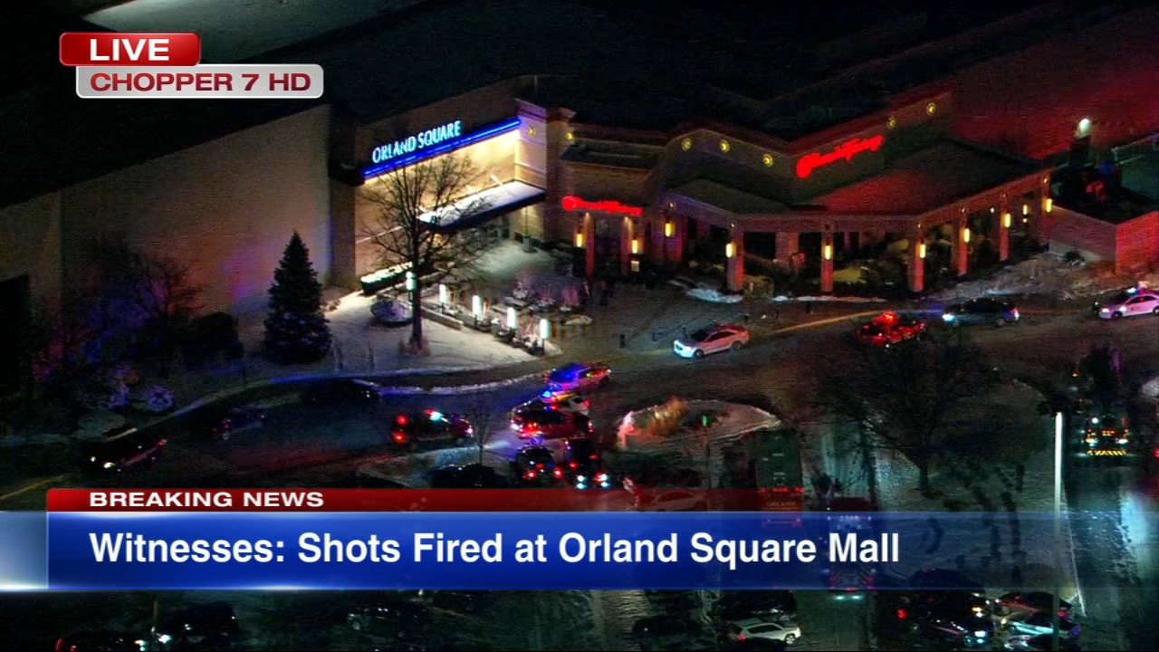 A witness describes the Monday night shooting at Orland Square Mall in southwest suburban Orland Park.