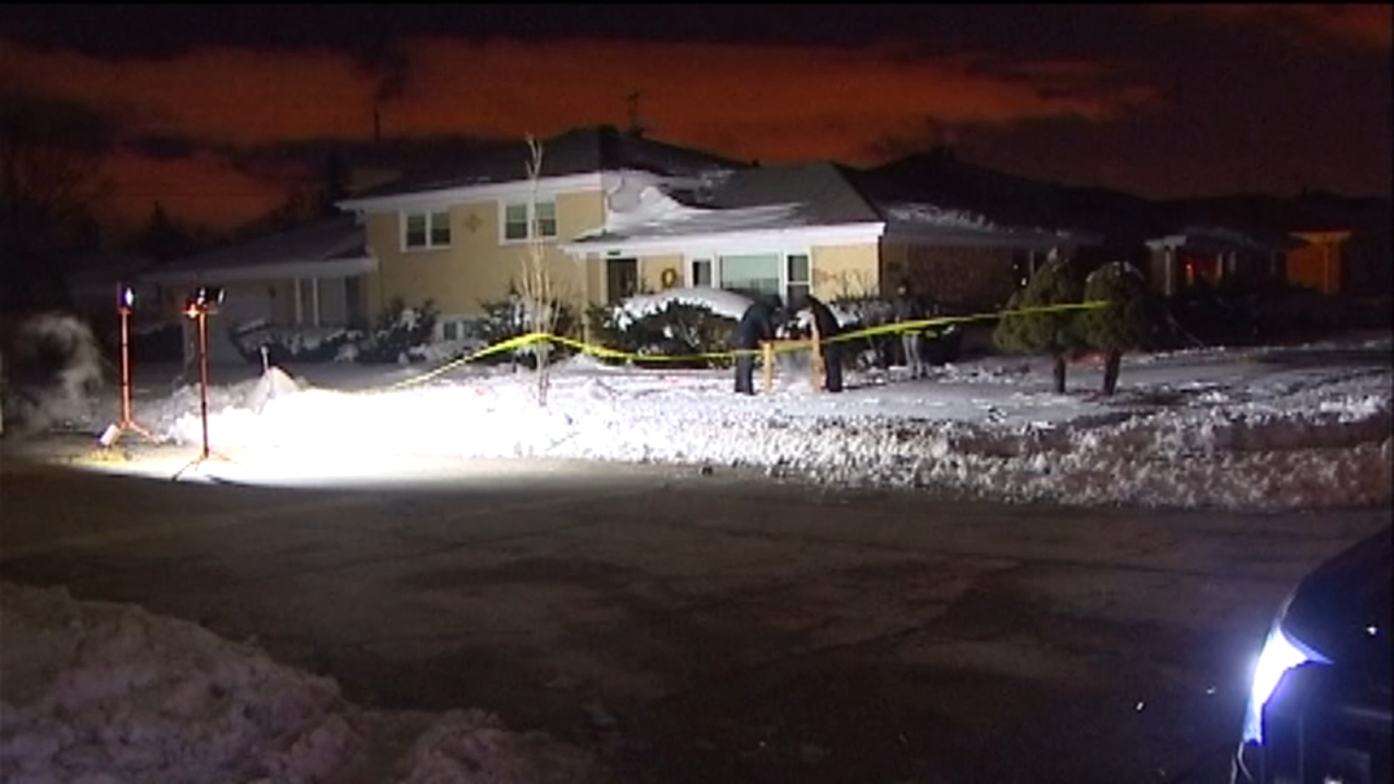 Morton Grove Police are investigating what they describe as a suspicious death.
