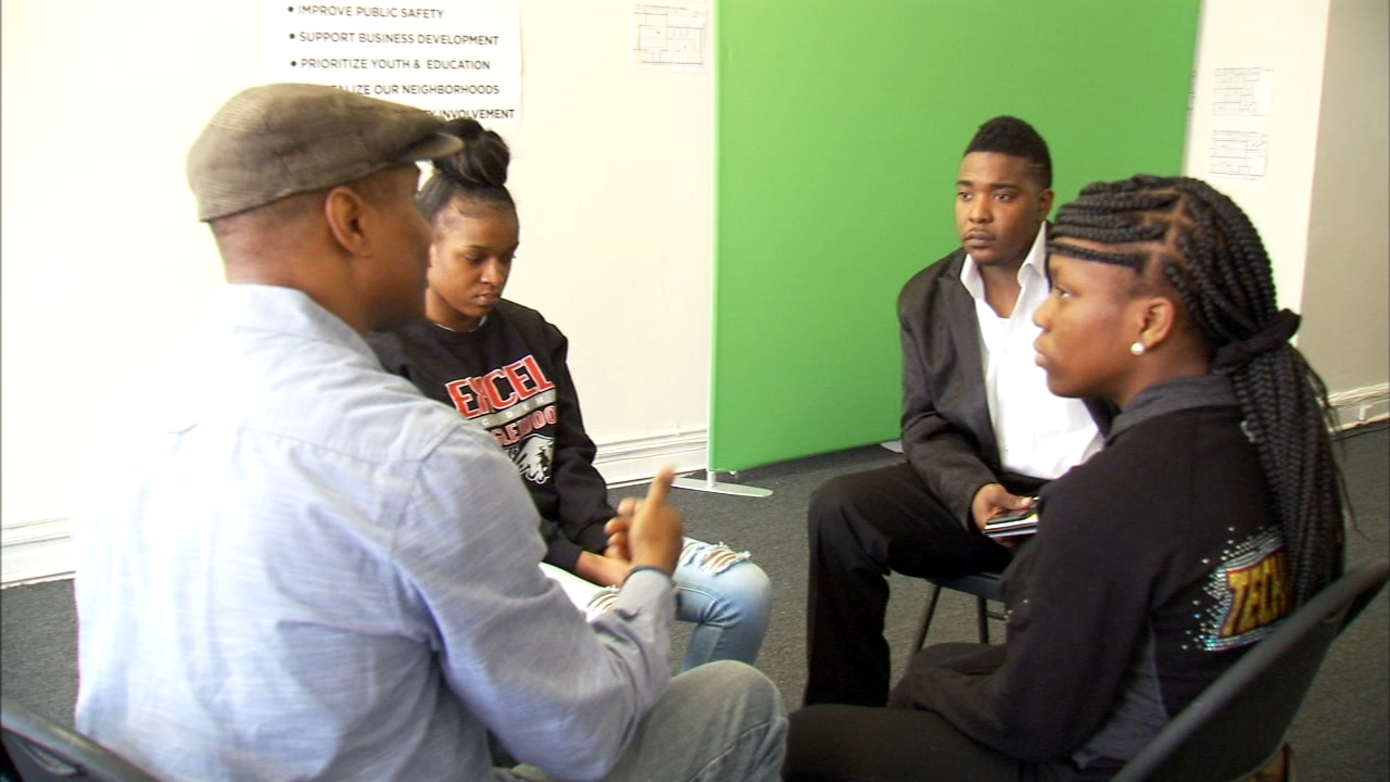 While things may be happening to make things fairer in Chicago and the Chicago Police Department, young African Americans said they can't feel any of the changes.