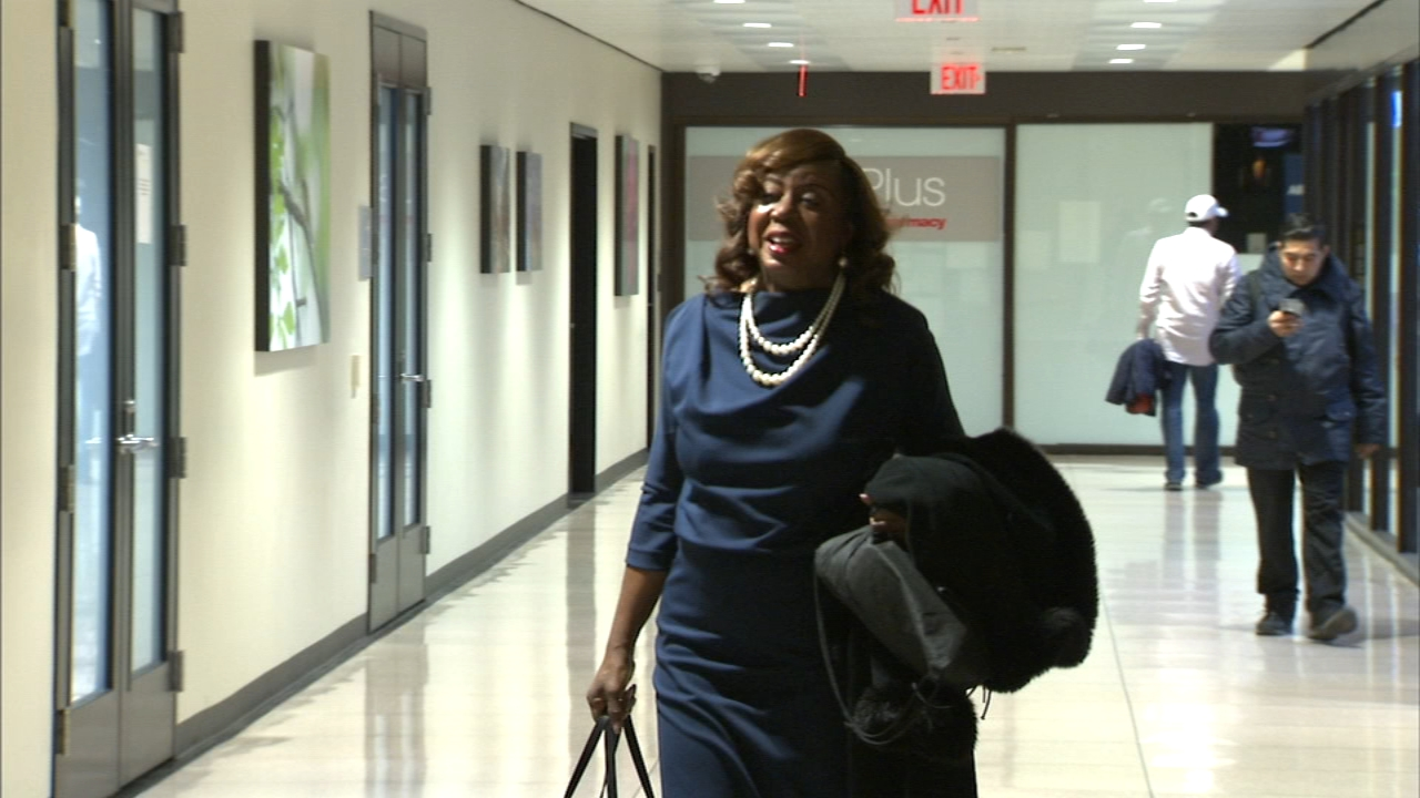 Cook County Clerk Dorothy Brown has been removed from the ballot for mayor of Chicago by the Chicago Board of Elections Tuesday.