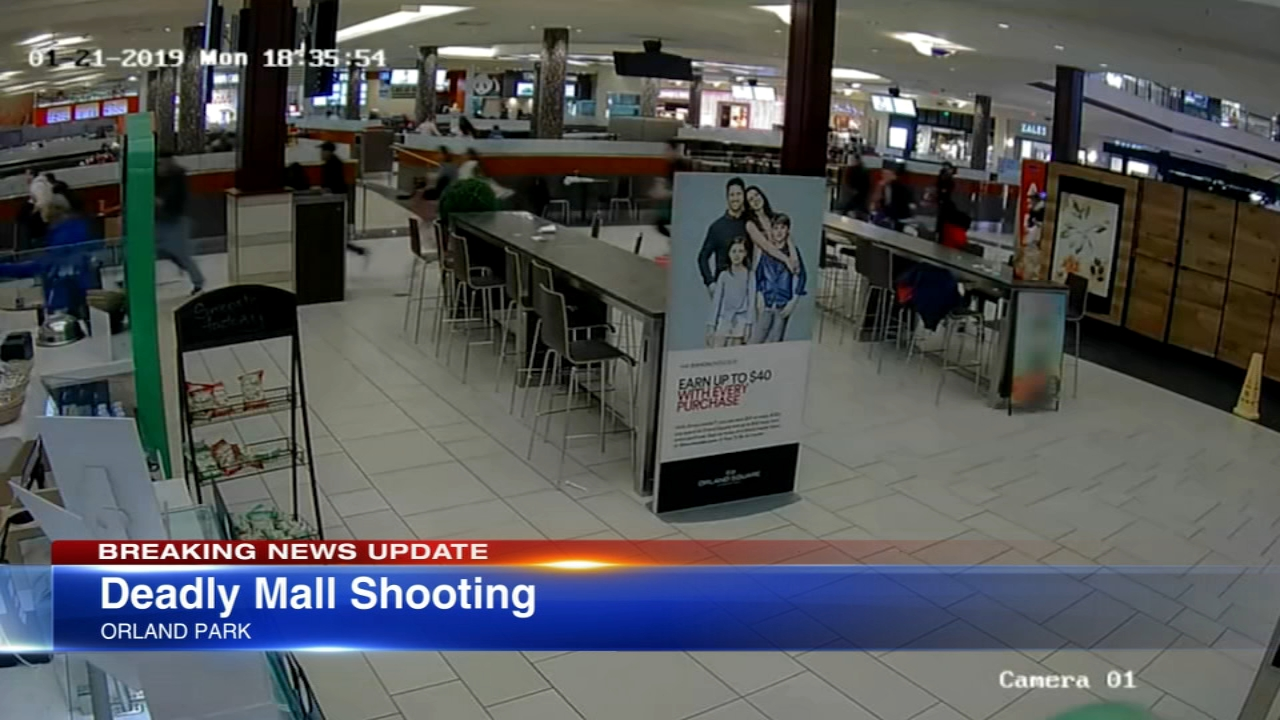 Authorities have released the identity of the 18-year-old man killed in a shooting at Orland Square Mall Monday night.