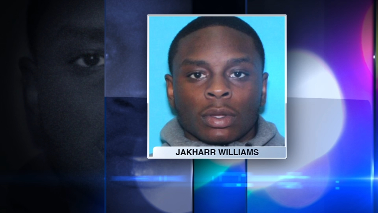 A manhunt is underway for the suspected gunman in a shooting at Orland Square Mall Monday night.