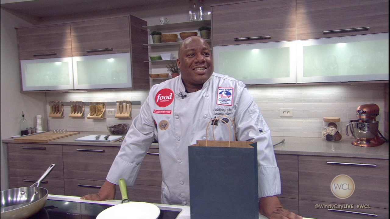 Alessi presents In the Kitchen: Chef Levatino Harris, Part 1