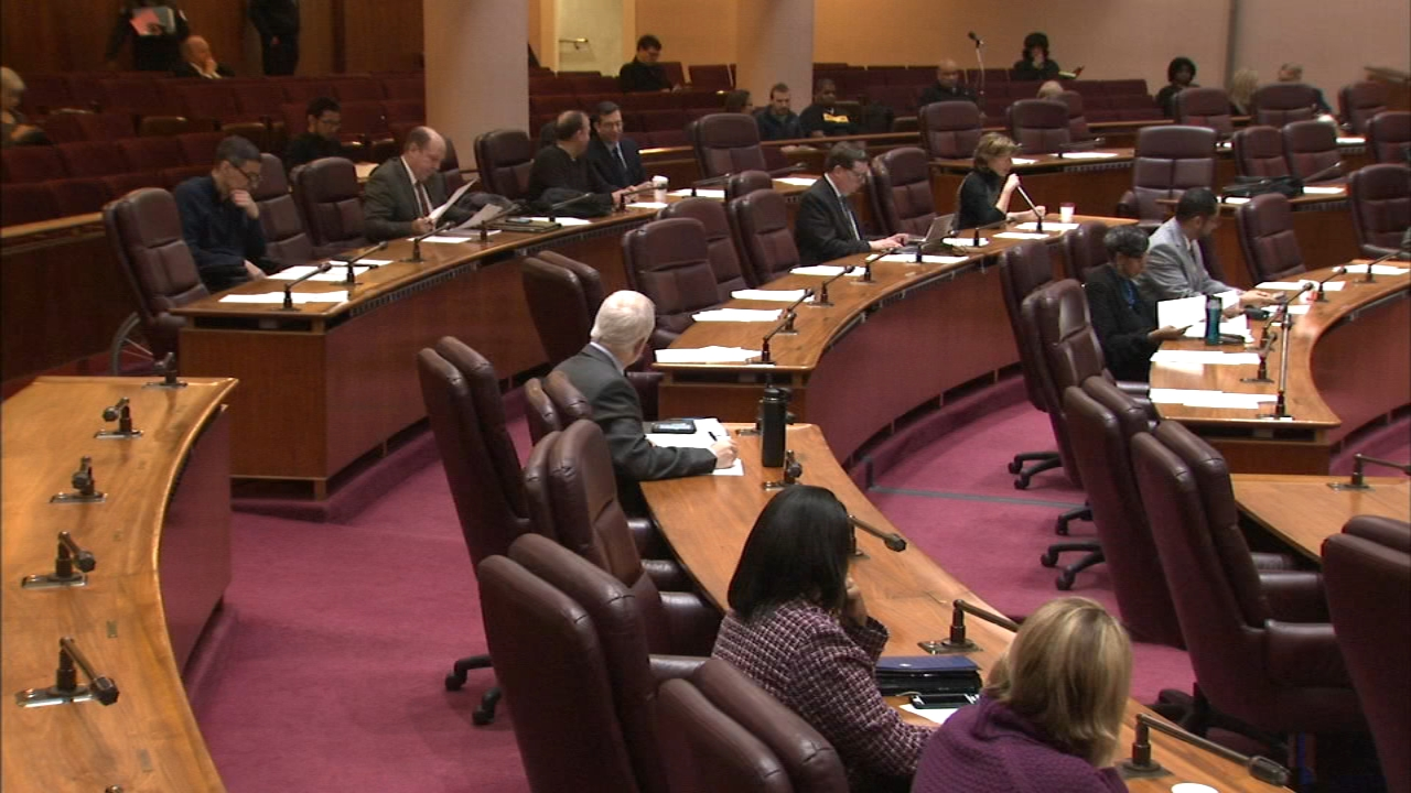 The full City Council will meet Wednesday for the first time in 2019 and it will also be the first meeting since longtime 14th Ward Alderman Ed Burke was charged with attempted ext