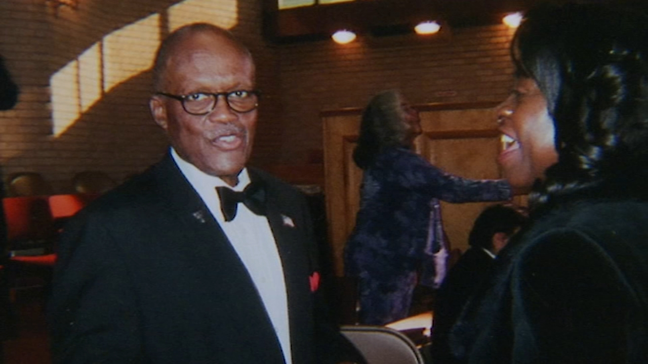 Robert Green, 82, was fatally struck by a truck in Chicagos Chatham neighborhood.