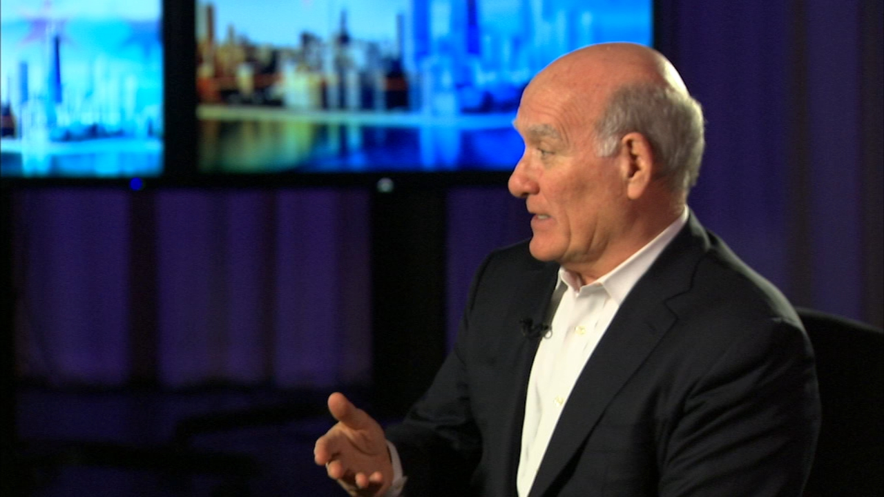ABC7s Craig Wall sits down with Chicago mayoral candidate Bill Daley.