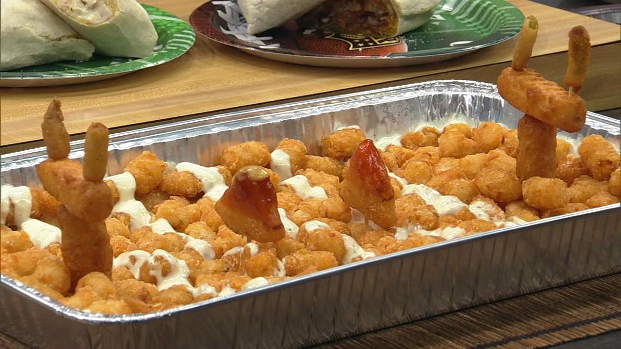 Conrads offers Super Bowl snack recipes beyond the typical nachos.