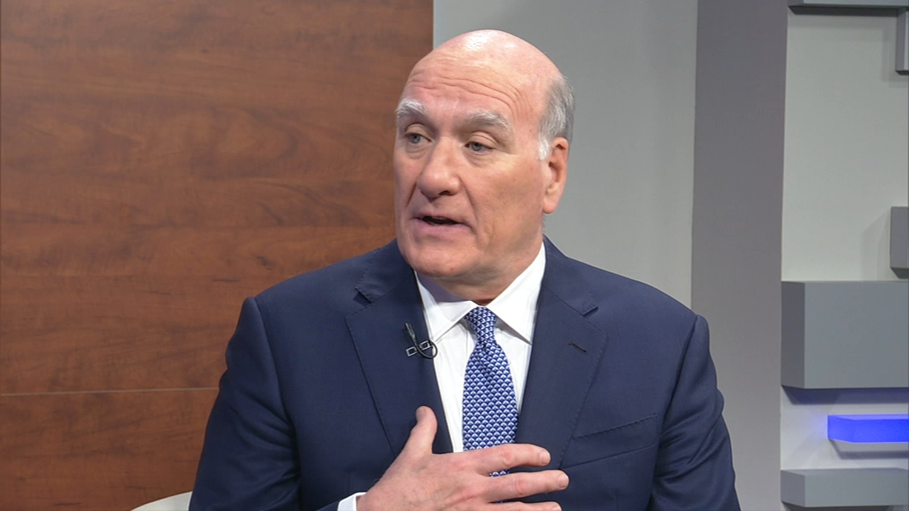 ABC7s Newsviews sat down with Chicago mayoral candidate Bill Daley.