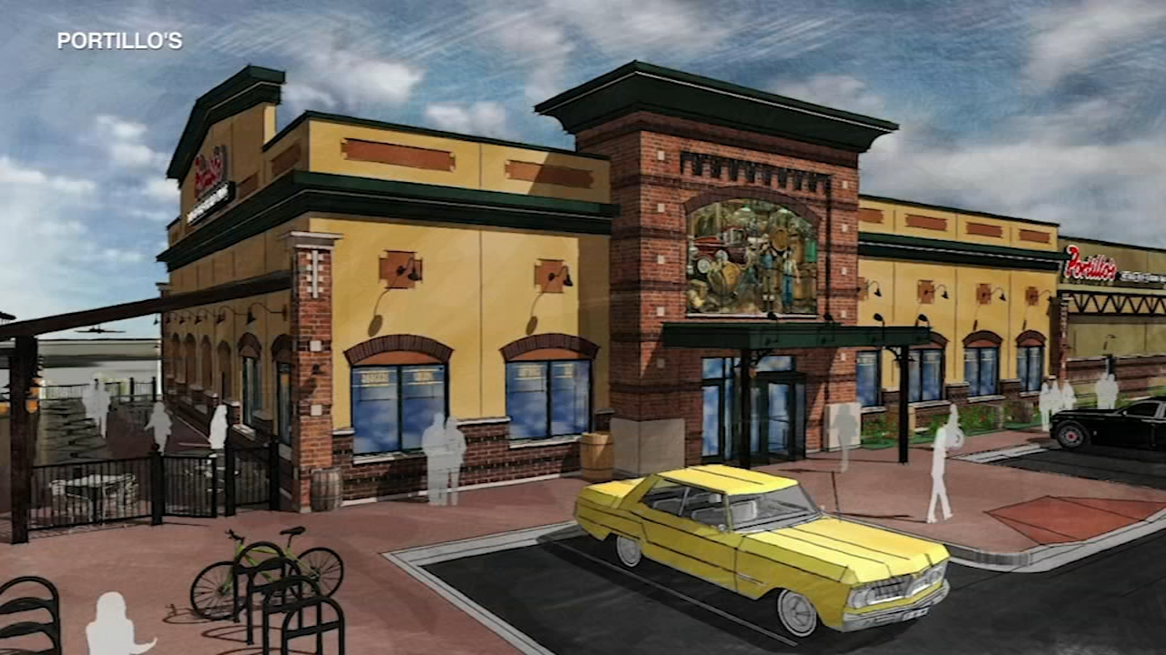 Portillos has some exciting news to share! The company plans to open a new location on Chicagos Northwest Side.