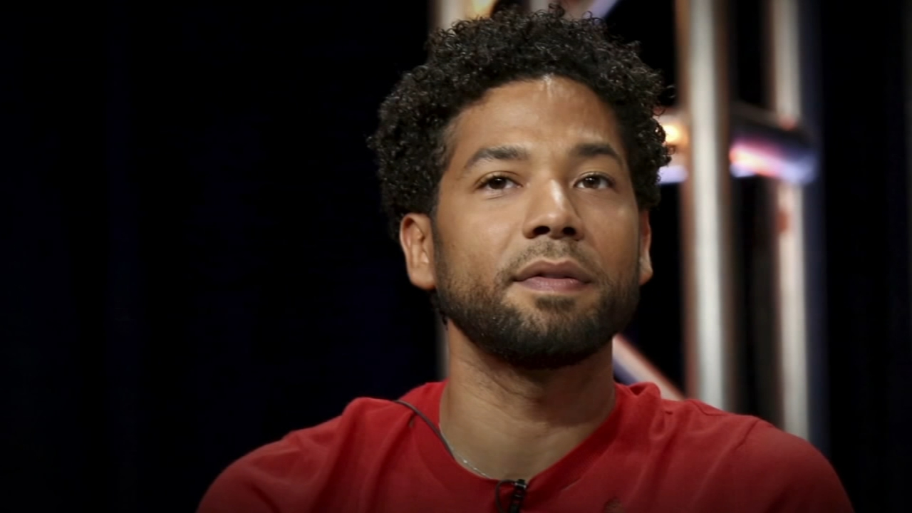 Empire actor Jussie Smolletts family released a statement in support of him Thursday, the day after Chicago police released photos of possible persons of interest in his alleg