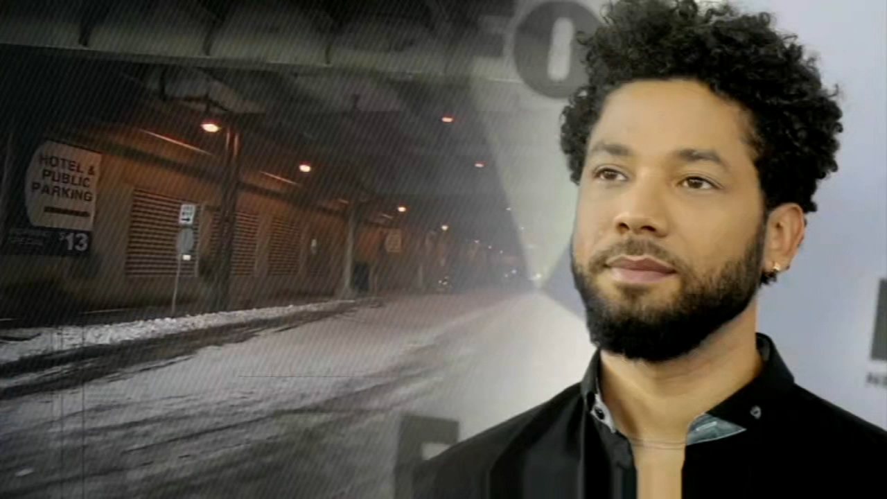 Jussie Smollett broke his silence on Friday.