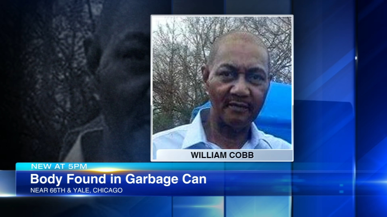 William Cobb, 60, was found dead on Chicagos South Side.