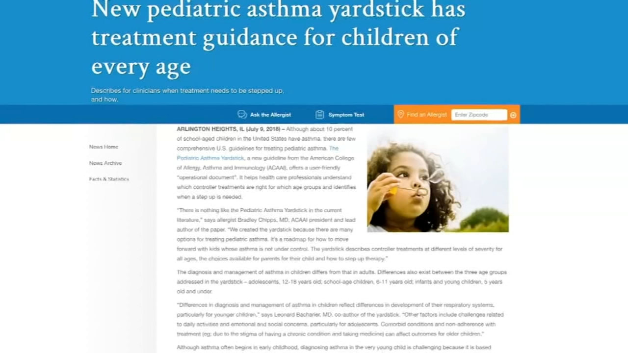 Coughing, wheezing, crying ... asthma is never fun for a child. But now there are new guidelines for better treatment ... unless something else is disguised as asthma!