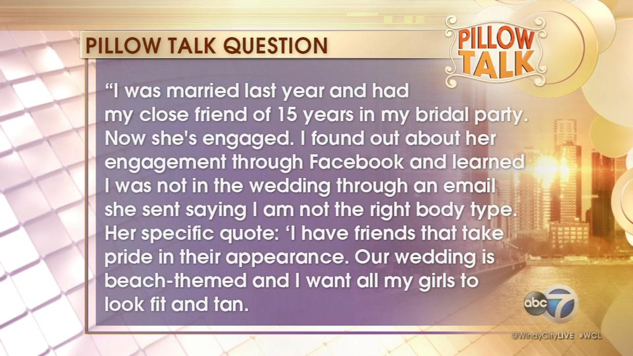 Pillow Talk: The Wedding Unvite