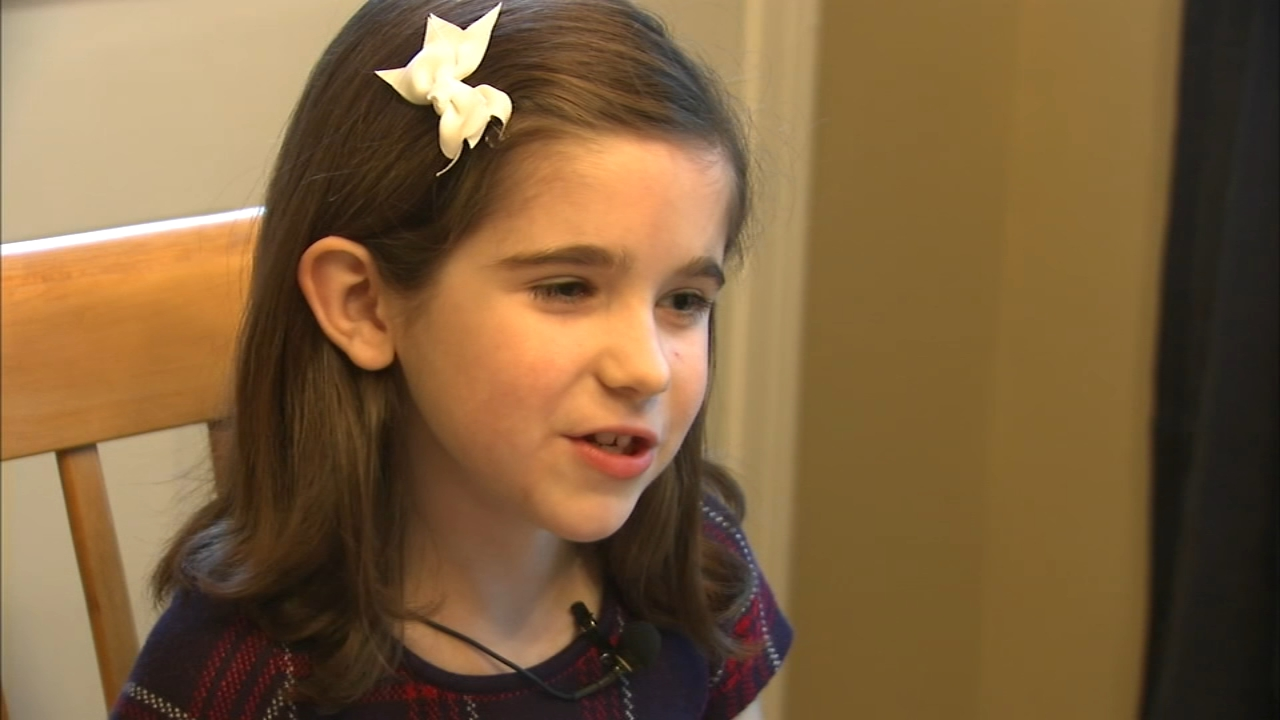Naperville second-grader Allie Bland, 7, will be a guest of honor at Donald Trumps State of the Union address.