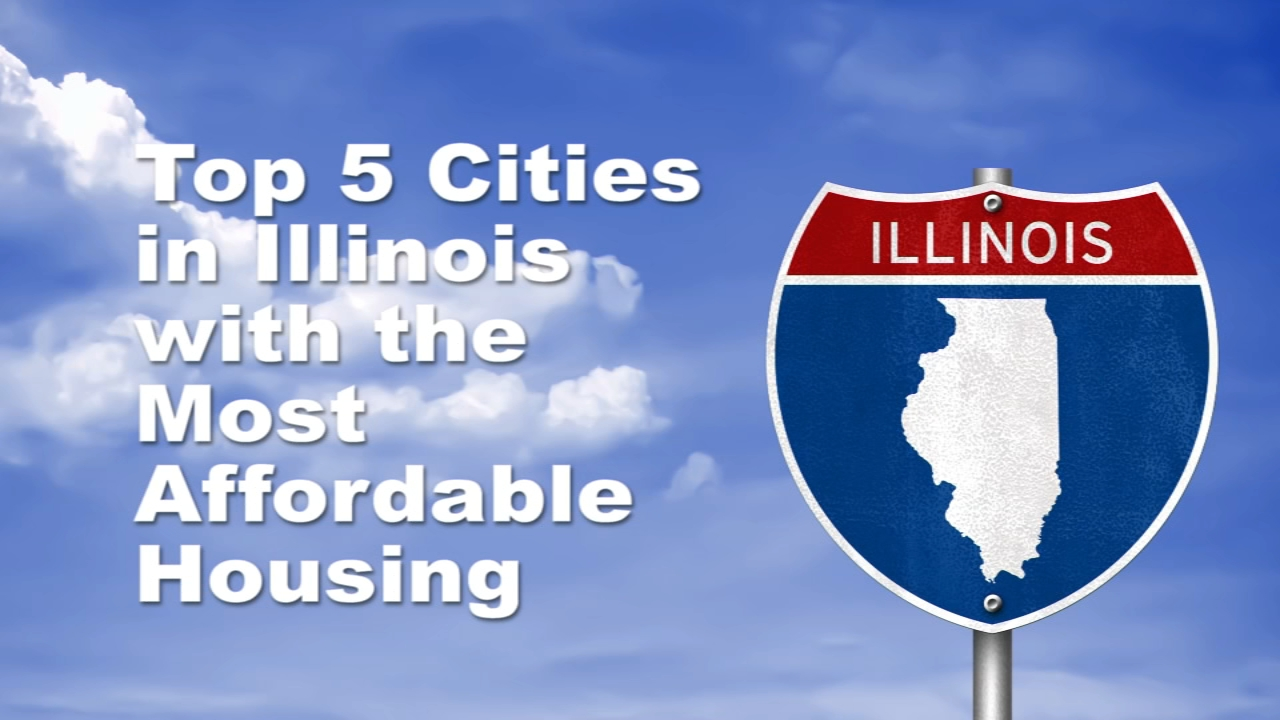 According to HomeArea.com, several cities in Illinois are prime locations for affordable housing. See which ones made the top 5.