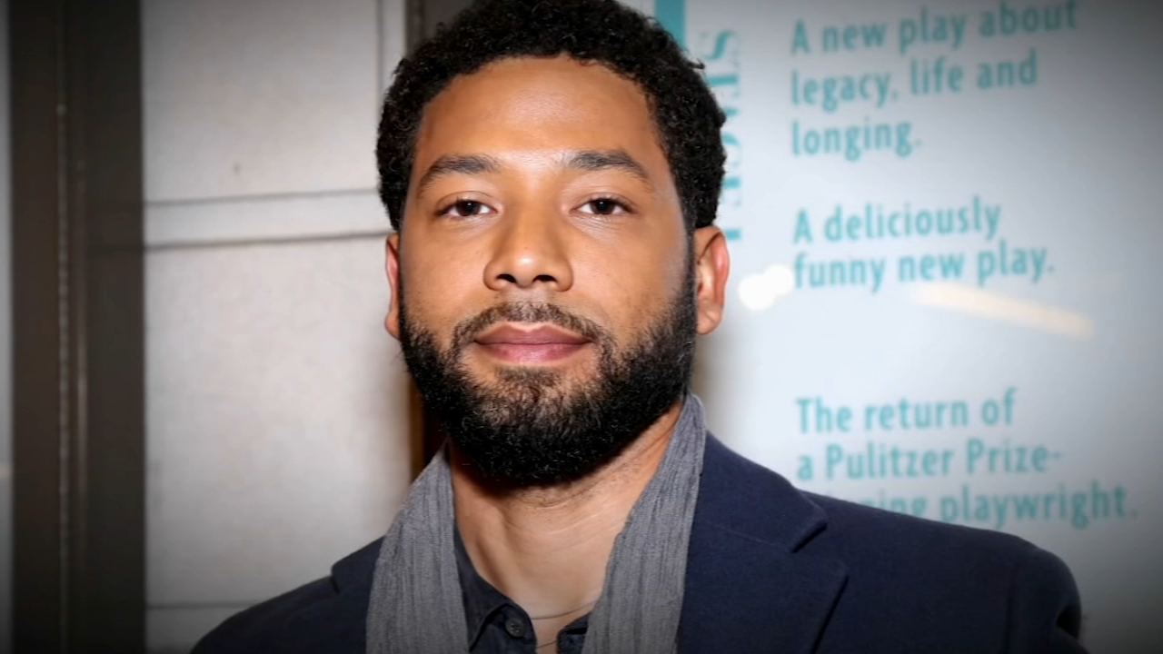 Empire actor Jussie Smollett has returned to work in Chicago after he said he was attacked last week in Chicagos Streeterville neighborhood.