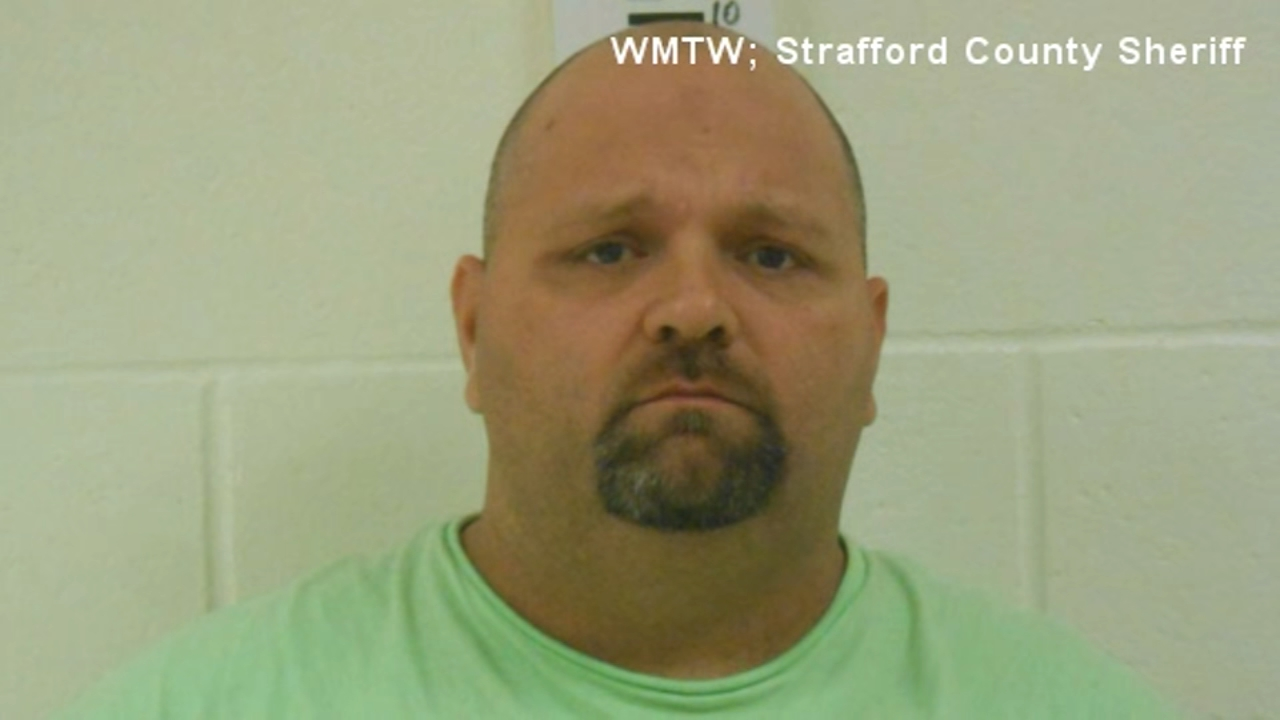 A man last known to have lived in Maine is accused of having at least three wives in separate states.