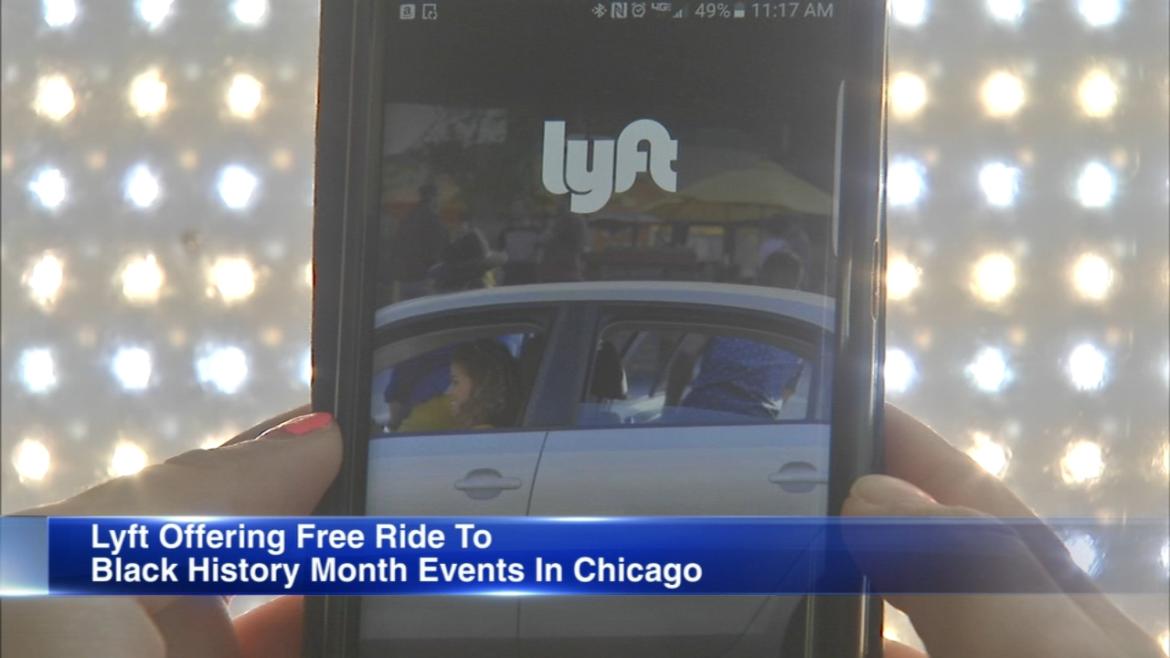 In celebration of Black History Month, Lyft is offering one free ride up to $10 to local museums, memorials and businesses owned by African Americans.